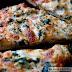 Turkey Pesto Spinach Pizza (Pizza Night!)