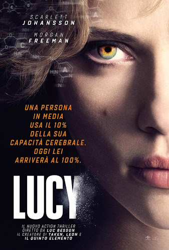 Lucy (BRRip 720p Dual Latino / Ingles) (2014)