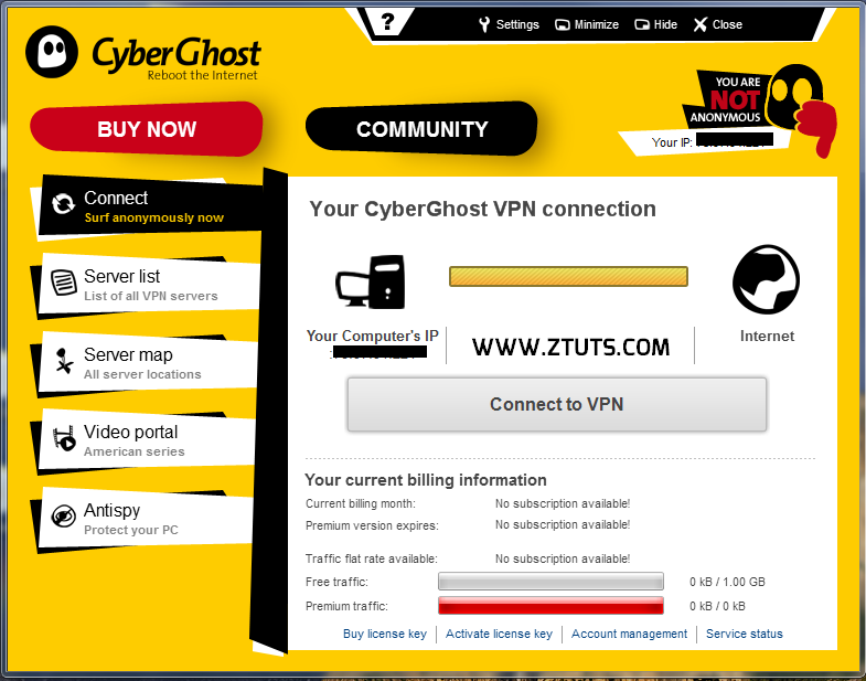 how to get fee vpn