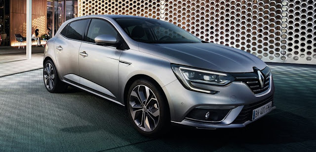 Renault Mégane IV: it is Germanized