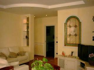 Consigli per la casa e l 39 arredamento decorare le pareti con gli stencil i migliori - Imbiancare casa colori e abbinamenti di tendenza ...
