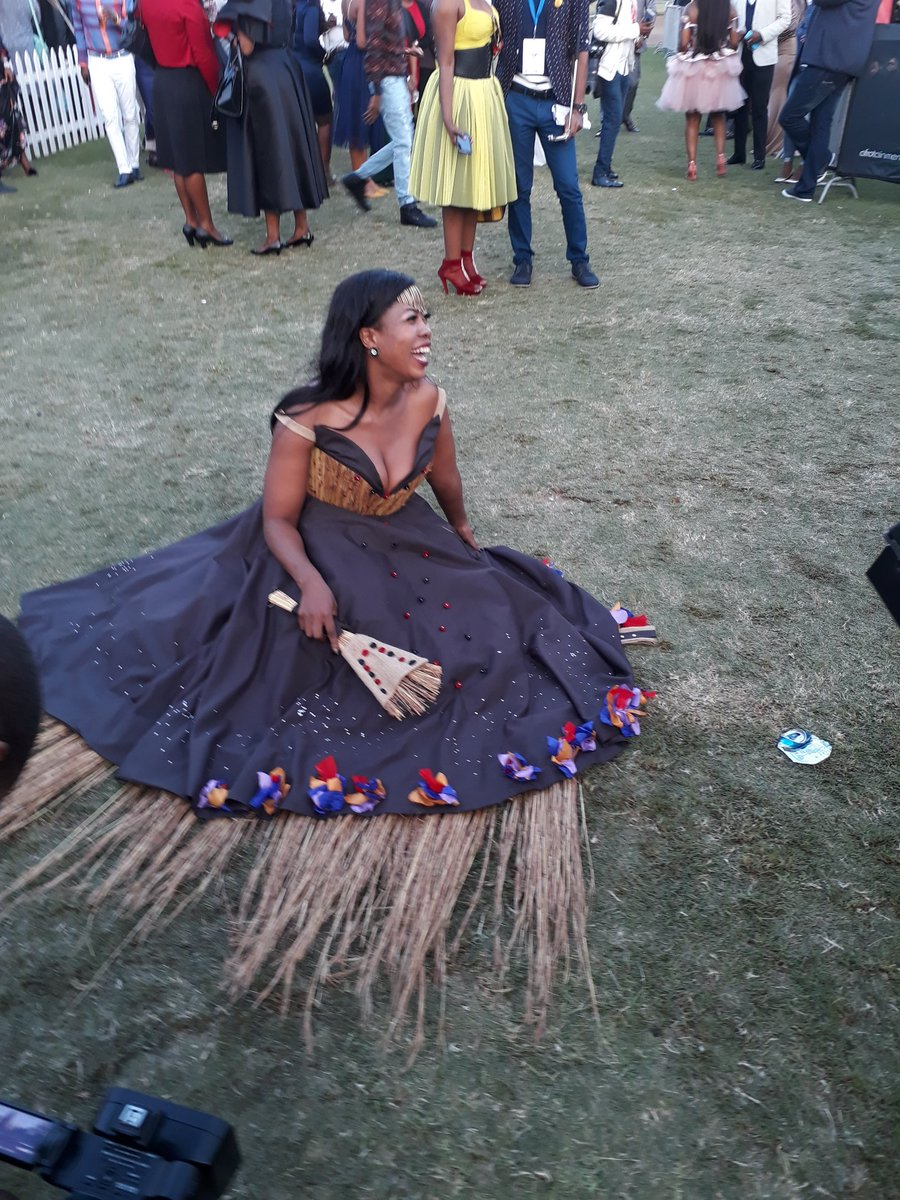 Fashion Overview - Vodacom Durban July 47