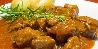 recetas de cocina estofado de carne