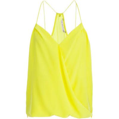 look reveillon amarelo