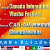 33rd Annual Can-Am International Championships