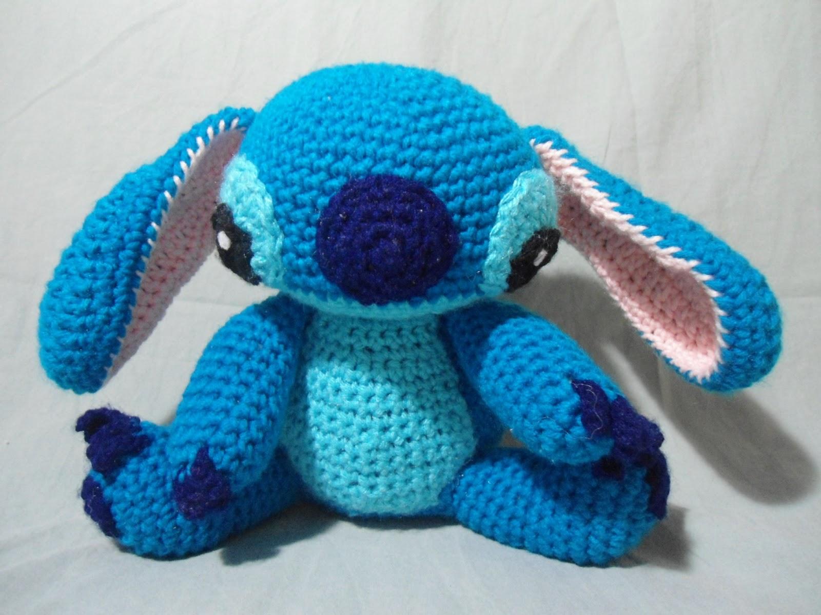 Amigurumi Loop Stitch : Stitch The Duchess Hands