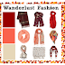 Wanderlust Fashion: Autumn Coloured Scarves