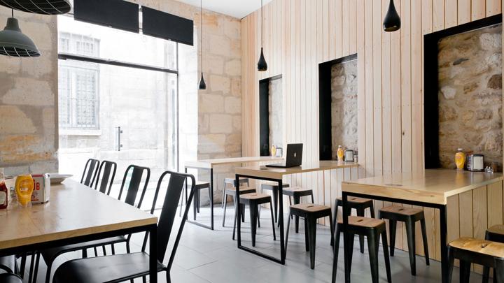 Decor me o 39 petit en 39 k un puesto de comida con mucho estilo for Aquitaine france cuisine