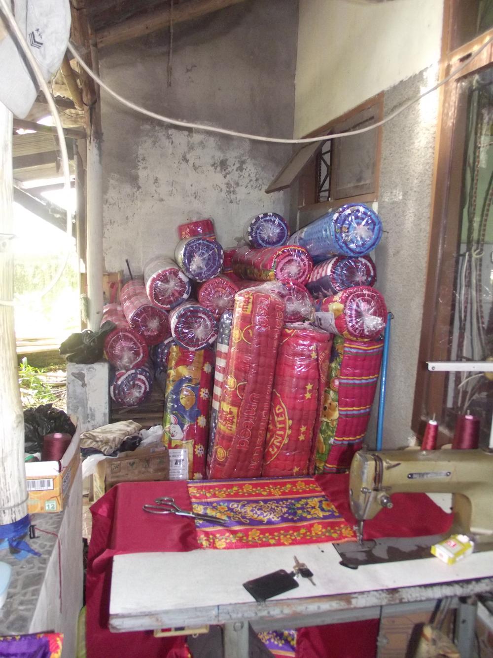 Grosir Kasur Palembang Trendy 100 Kapuk Asli
