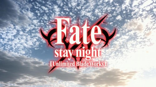 Fate/stay night: Unlimited Blade Works (2014) BD Subtitle Indonesia [Batch]