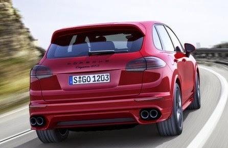 2015 Porsche Cayenne GTS Release Date
