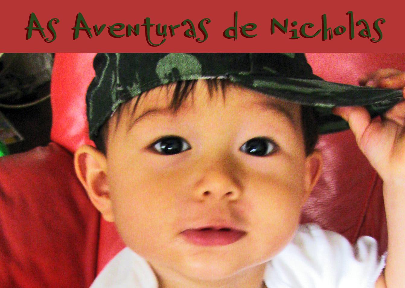 AS AVENTURAS DE NICHOLAS