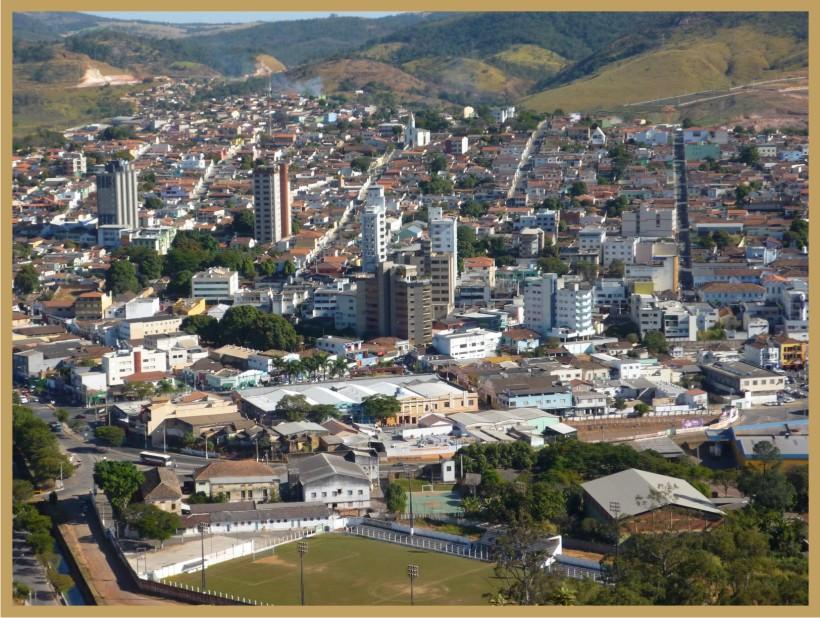 Pará de Minas Imagem Aérea