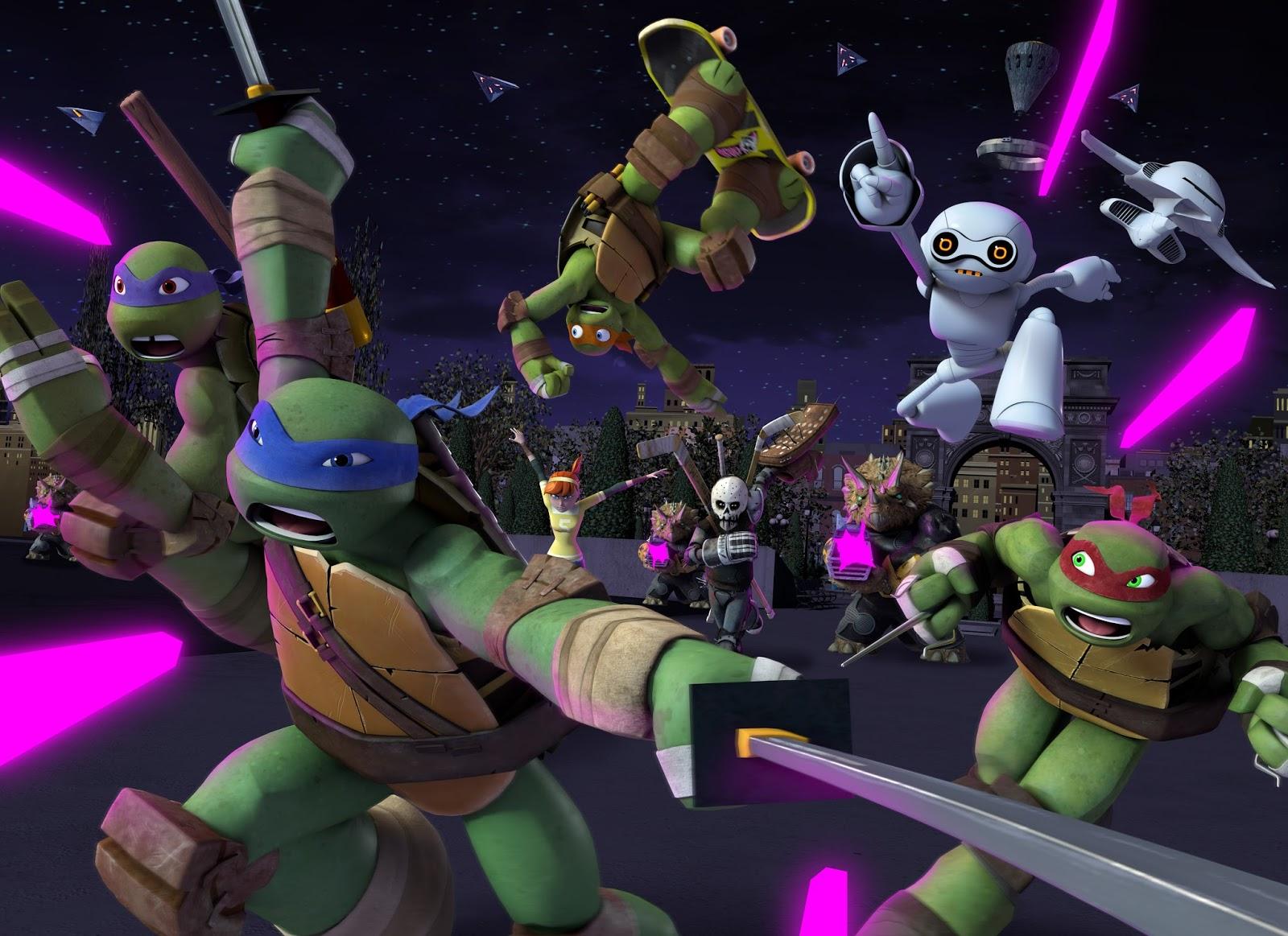 Nicktoons uk to premiere teenage mutant ninja turtles season 3 finale annihilation earth on saturday 17th october 2015