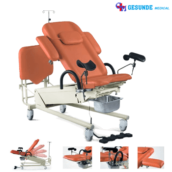 Gynecology Bed Electric HCB-04LY