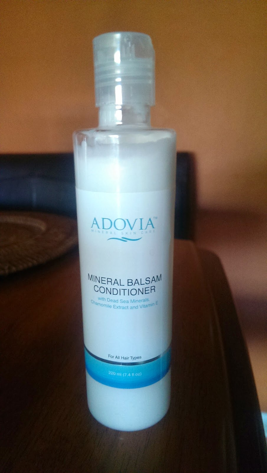 Dead+Sea+Hair+Conditioner Adovia Mineral Balsam Review #hairconditioner Sea Salt Conditioner
