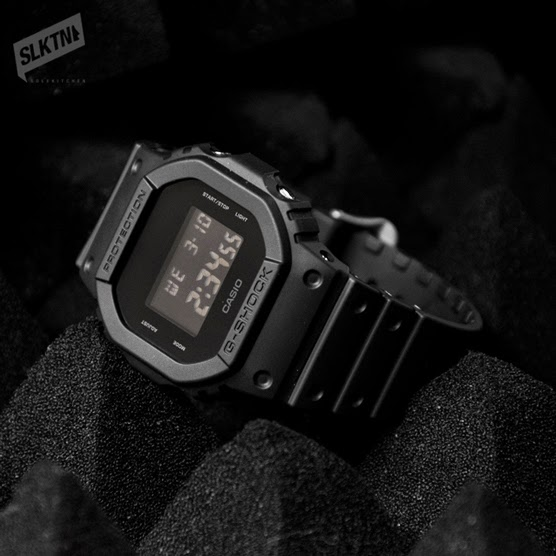 Gshock All Black