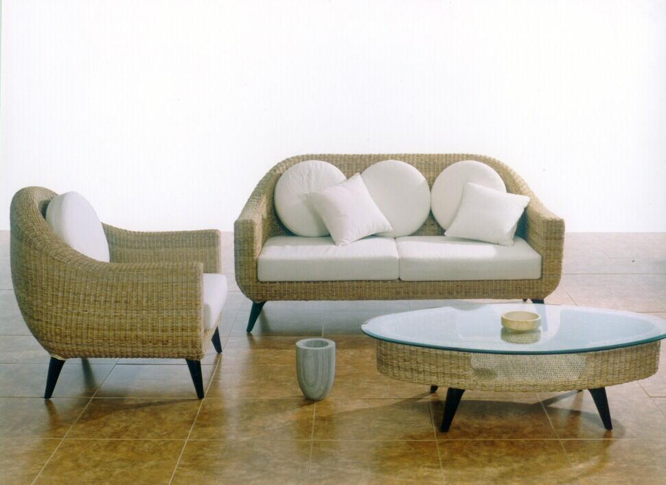 Rattan furniture natural beauty and simplicity casual for Rattan furniture