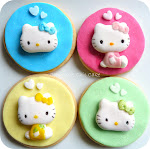 Biscotti Hello Kitty