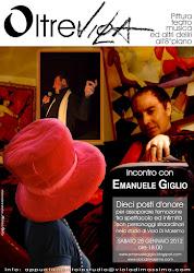 Emanuele Giglio promuove gli incontri Oltre Viola