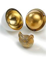 Az első Faberge tojás