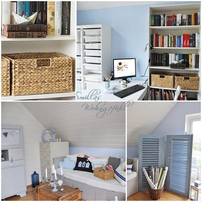 NEW SWEDISH DESIGN* im Arbeitszimmer - Smillas Wohngefühl