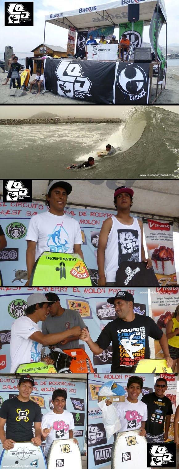 EL MOLON PRO 2013 / COPA STRONGEST / 4TA FECHA CPB