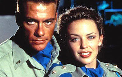 Van Damme Admits He Had Affair With Kylie Minogue