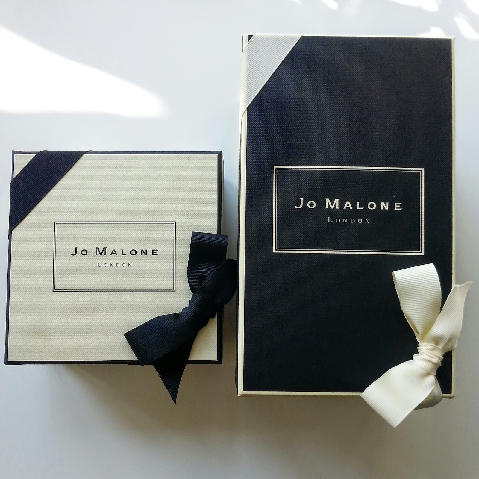 Jo Malone candle and perfume cologne
