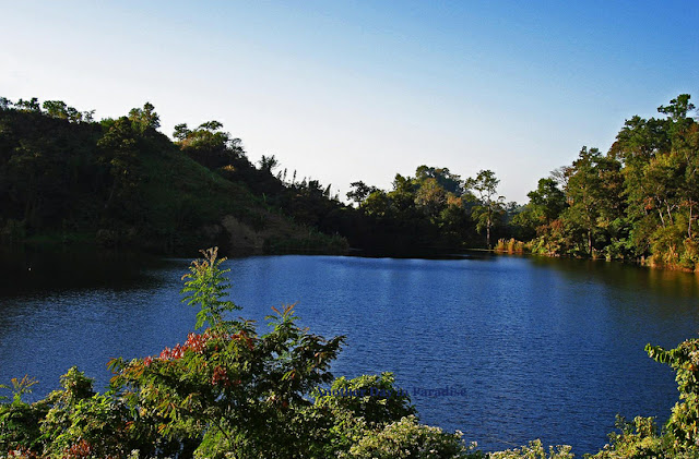 Amazing view of Boga Lake