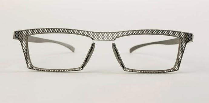 hoet creates 3d printed titanium glasses made in belgium