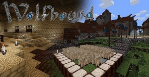wolfhound texture pack Wolfhound Resource Pack Minecraft 1.7.5/1.7.4 indir