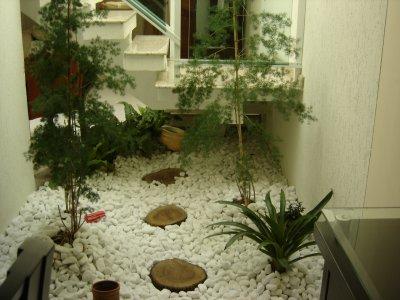 Como fazer um jardim de inverno pequeno