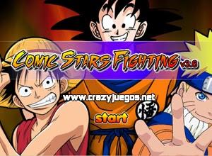 Jugar Comic Stars Fighting
