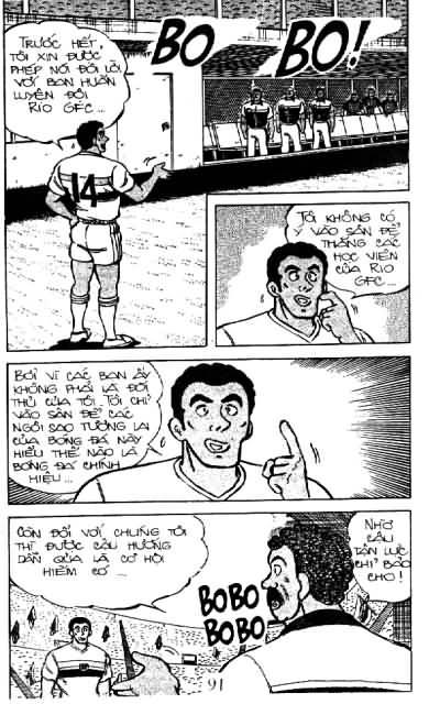 Jindodinho - Đường Dẫn Đến Khung Thành III  Tập 24 page 91 Congtruyen24h