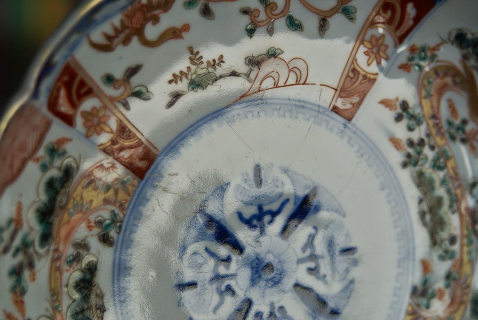 Imari chinois