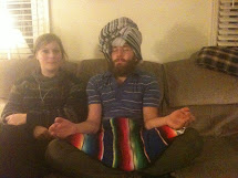 Barefoot Hippie Girl Takes Village
