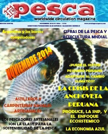 Revista Pesca Noviembre 2014