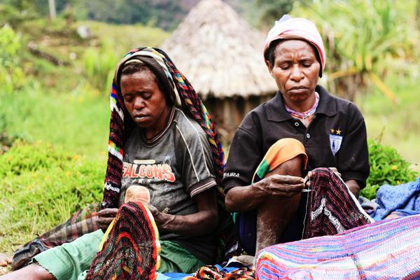 Noken Papua Resmi Jadi Warisan Budaya