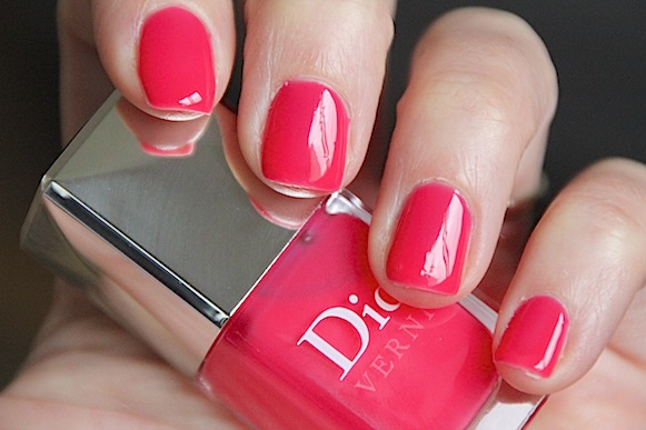dior vernis gloss 178 cosmo test avis swatch