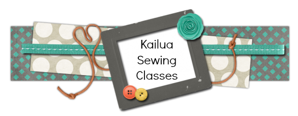 Kailua Sewing Classes
