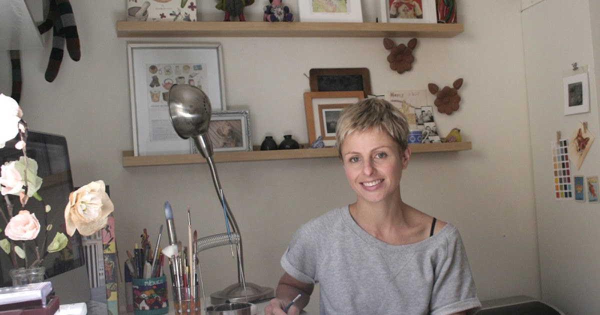 Incredible Design Ideas For Self Confessed Introverts: Jodi Wiley Sketchblog: Interview