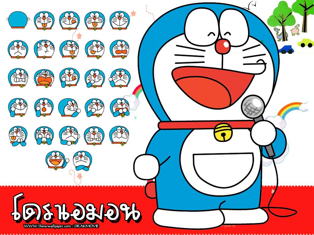 Wallpaper Doraemon
