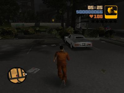 ������ ������ �� ������� Grand Theft Auto III ���� ���� 240 ����