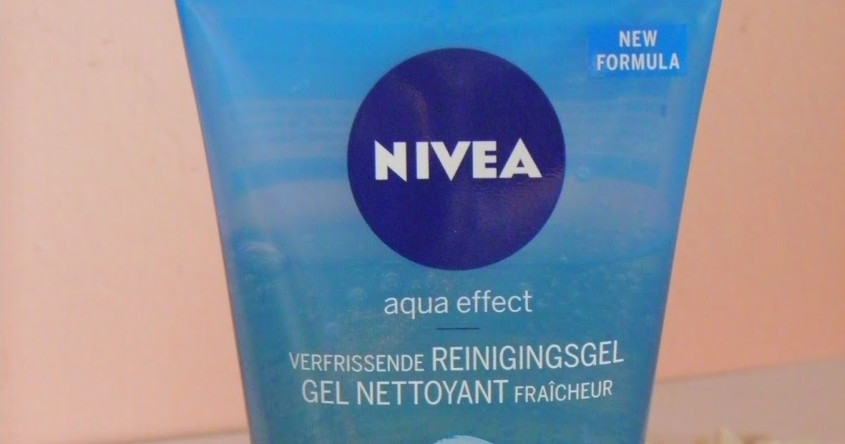 nivea verfrissende reinigingsgel