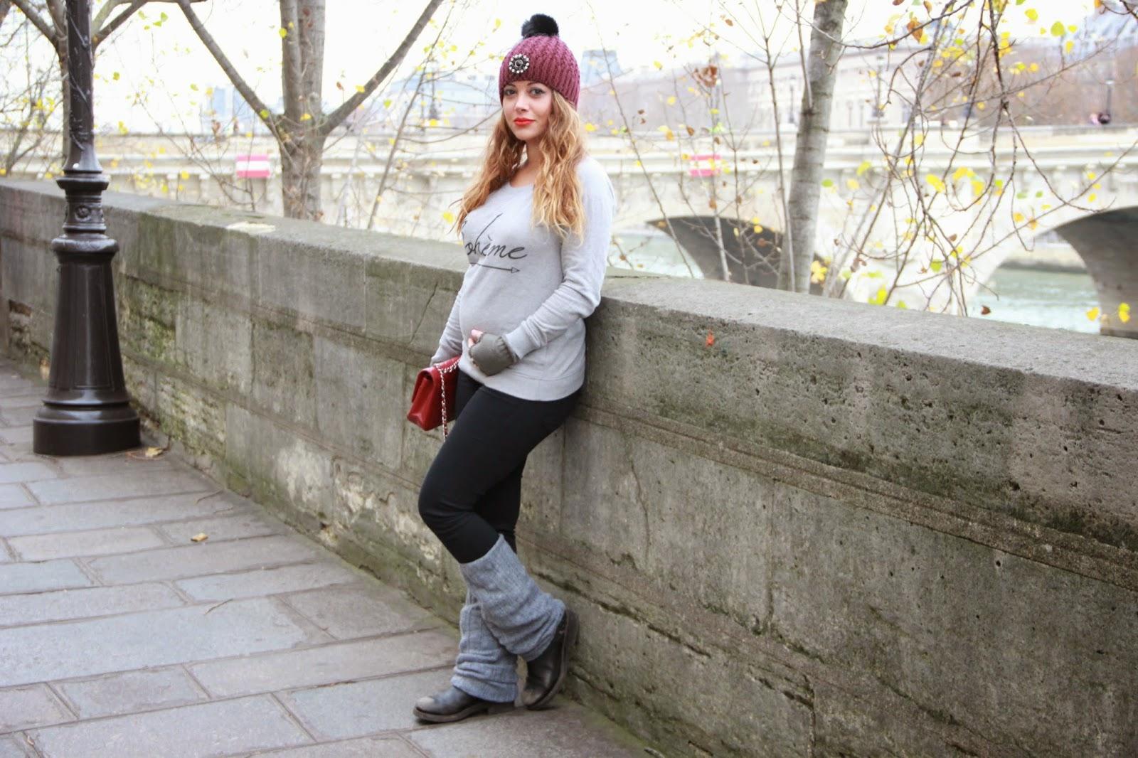 pantalon de montagne pour femme enceinte