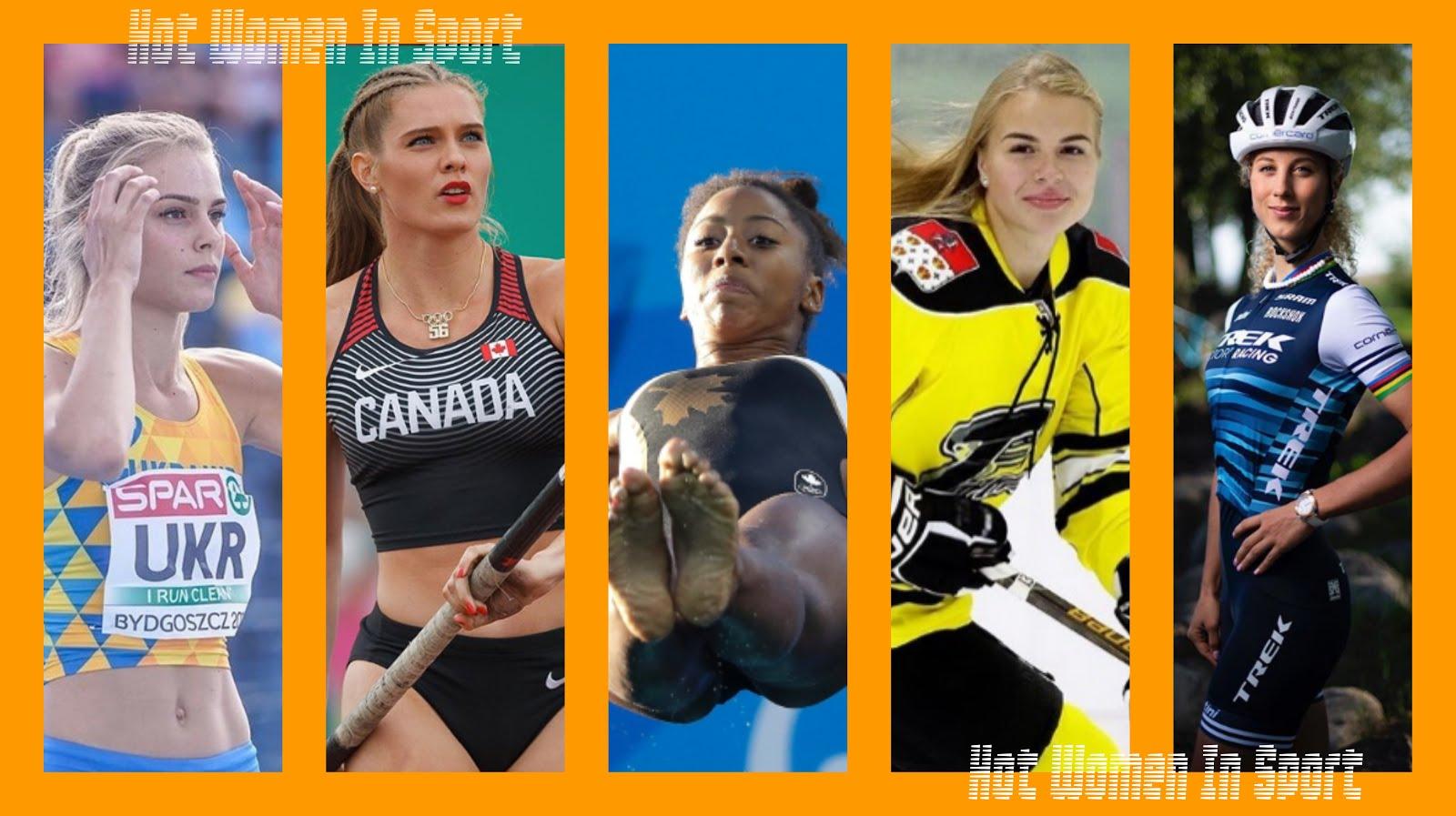 Hot Women In Sport
