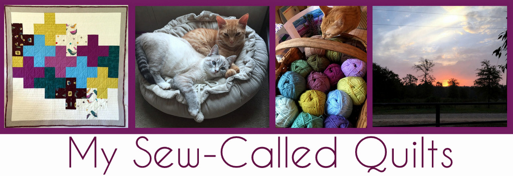 My Sew-Called Quilts
