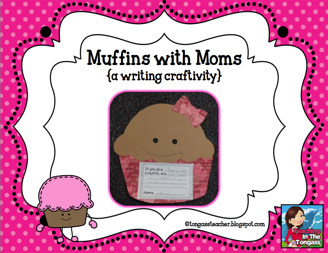http://www.teacherspayteachers.com/Product/Muffins-with-Moms-Craftivity-631853