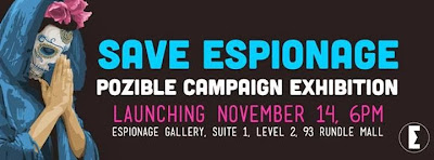 save espionage gallery